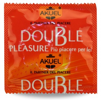Akuel Double Pleasure