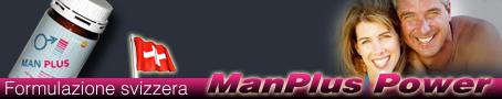 Man Plus integratore per l'uomo