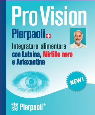 pro vision integratore per gli occhi e antiossidante globale del dr