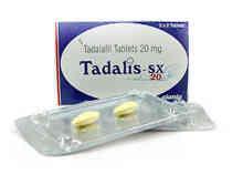 Tadalis SX scatola box Cialis generico